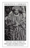 Socrates in Cameroon Pdf/ePub eBook