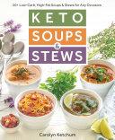 Keto Soups & Stews Pdf/ePub eBook