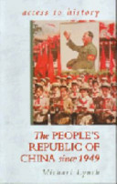 The People s Republic of China Since 1949