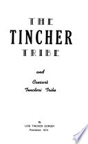 The Tincher tribe and Caesar's Tencteri tribe