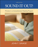 Sound It Out! Phonics in a Comprehensive Reading System