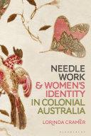 Needlework and Women's Identity in Colonial Australia Pdf/ePub eBook