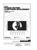 Tutorial  Human Factors in Software Development