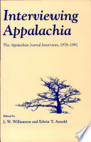 Interviewing Appalachia