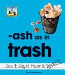 Ash As In Trash