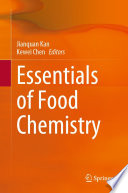 Essentials of Food Chemistry Book