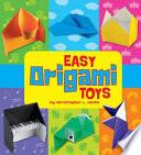 Easy Origami Toys