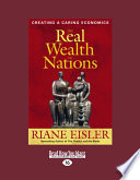 The Real Wealth of Nations Book