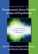 Treatment of Posttraumatic Stress Disorder in Special Populations