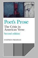 Poet s Prose