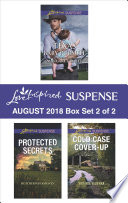 Harlequin Love Inspired Suspense August 2018   Box Set 2 of 2
