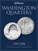 Washington Quarter 1959-1998 Collector's Folder