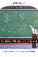 The Blackboard and the Bottom Line Pdf/ePub eBook