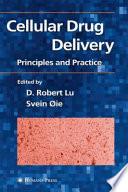 Cellular Drug Delivery Book