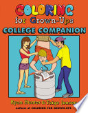Coloring for Grown Ups College Companion Book PDF