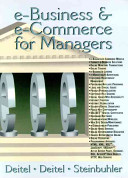E Business And E Commerce For Managers