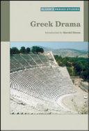Greek Drama