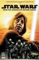 Star Wars  From the Journals of Obi Wan Kenobi