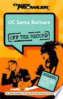 Uc Santa Barbara College Prowler Off The Record