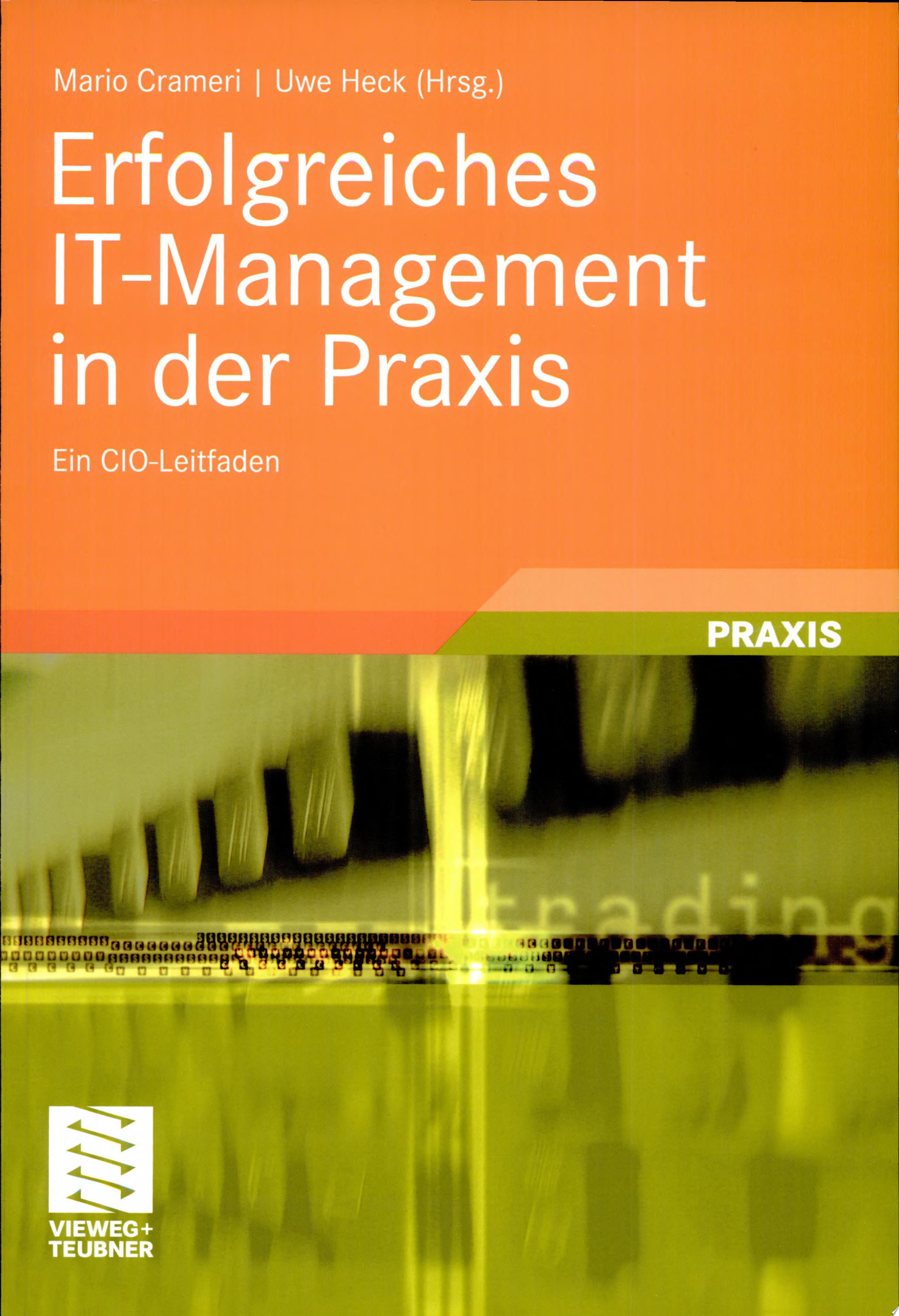 Crameri  IT Management