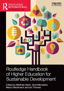 Routledge Handbook of Higher Education for Sustainable Development