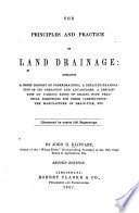 The Principles and Practice of Land Drainage Book