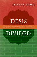 Desis Divided [Pdf/ePub] eBook