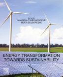 Energy Transformation Towards Sustainability
