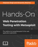 Hands-On Web Penetration Testing with Metasploit [Pdf/ePub] eBook