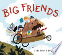Big Friends Linda Sarah Cover
