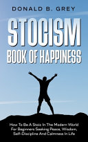 Stocism Book Of Happiness