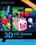 3D IOS Games by Tutorials