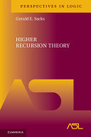 Higher Recursion Theory
