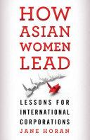 How Asian Women Lead [Pdf/ePub] eBook