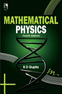 Pdf Mathematical Physics, 4th Edition Telecharger