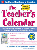 The Teachers Calendar  School Year 2010 2011