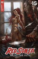 Red Sonja  Birth of the She Devil  2