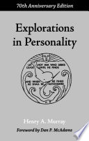 Explorations in Personality