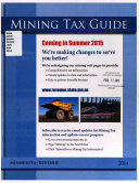 Minnesota Mining Tax Guide