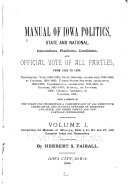 Comprising the Manuals of 1881 2 3 4  Parts I  II  III  and IV  with complete index and illustrations
