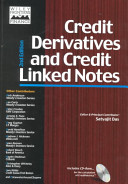 Credit Derivatives And Credit Linked Notes