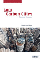 Pdf Low Carbon Cities Telecharger