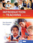 Introduction to Teaching Book