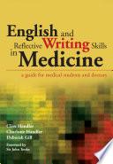 English and Reflective Writing Skills in Medicine