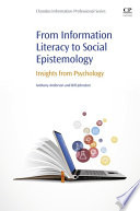 From Information Literacy to Social Epistemology