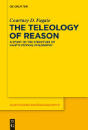 The Teleology of Reason