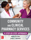 Community And Clinical Pharmacy Services A Step By Step Approach