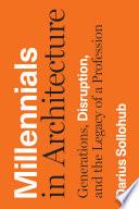Millennials in Architecture Book