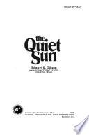 The Quiet Sun