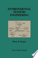 Environmental Systems Engineering Book
